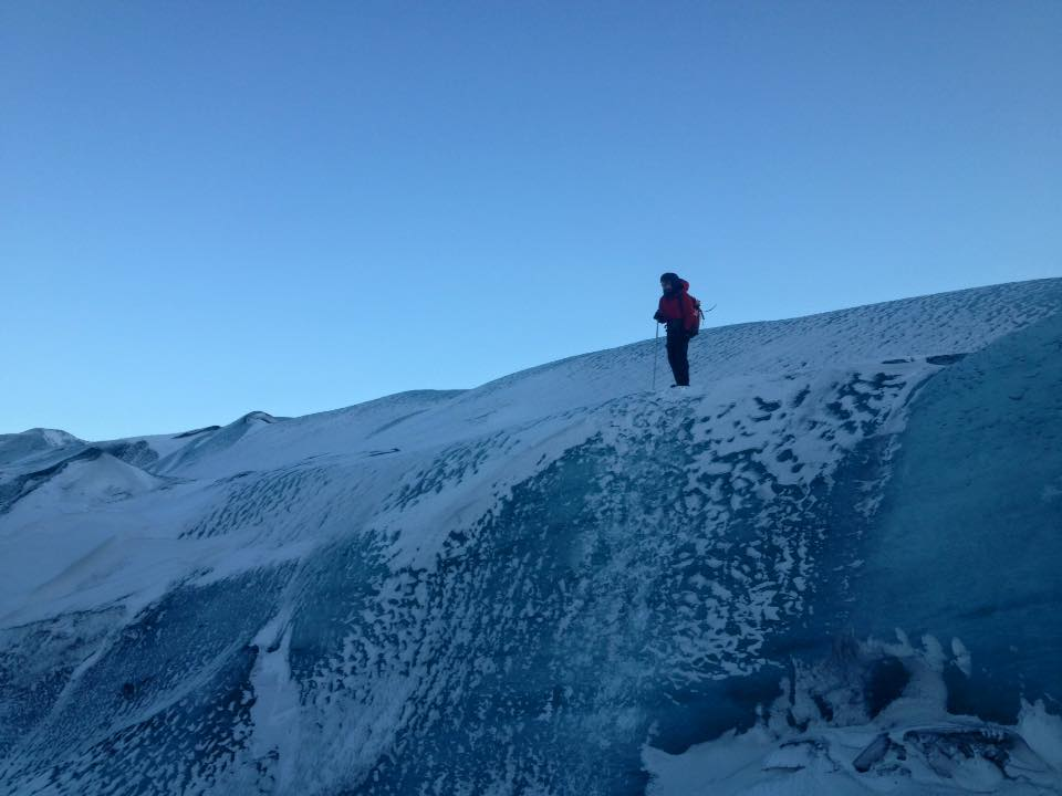 Ice Hike 2
